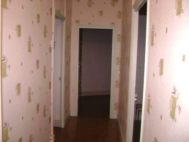 Appartement avec nombreux couchage - Châtel-Guyon - Appartement