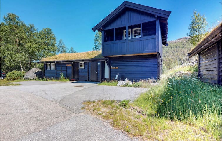Holiday cottage with 3 bedrooms on 68m² in Hovden I Setesdal