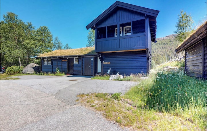 Amazing home in Hovden I Setesdal with WiFi and 3 Bedrooms