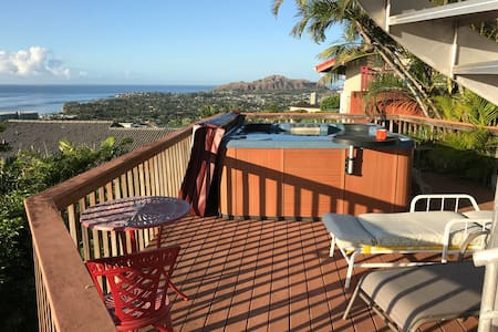 Cozy Apartment with Breathtaking Ocean Views - Honolulu - Lakás