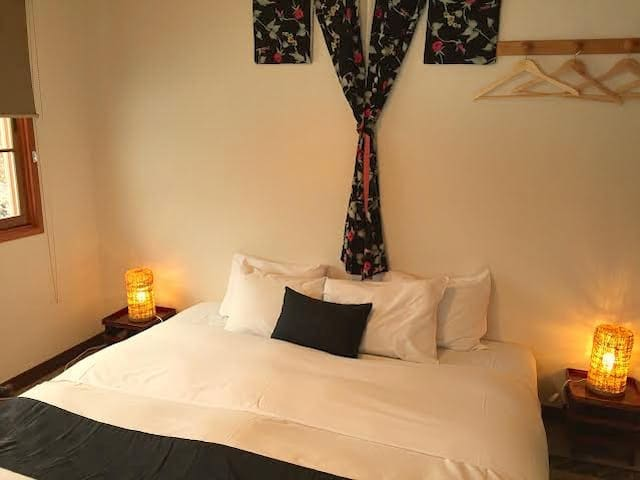 Lodge Blue Mount Hakuba, Room 203