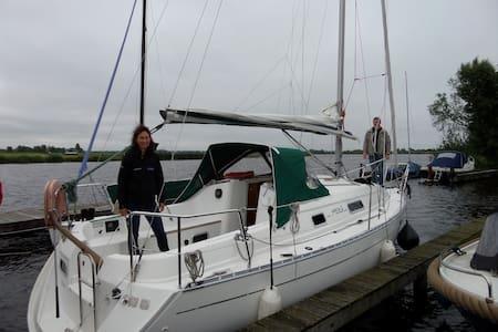 Sailing Yacht Cosy - Kaag - Båd