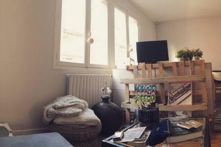 Chambre à louer dans appartement T3 - Toulouse