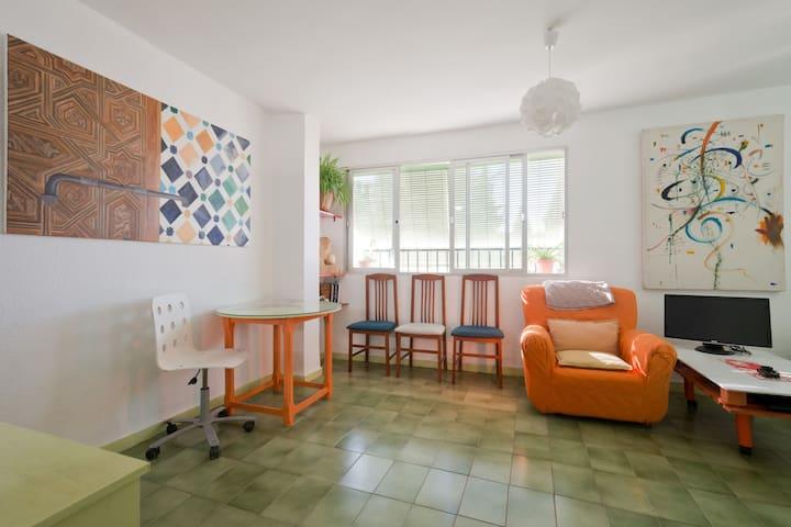 Duplex in Albayzín - Granada - Haus