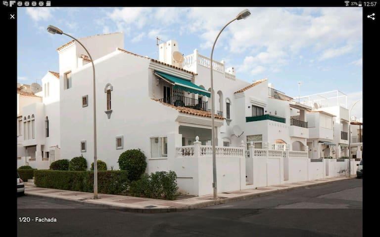 ACOGEDOR APARTAMENTO - Roquetas de Mar - Apartment