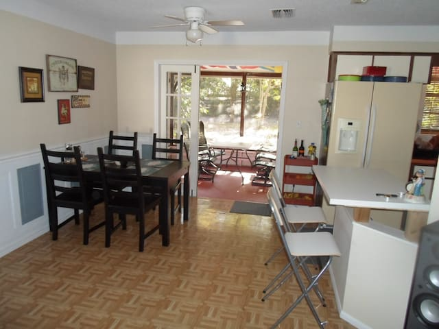 Beautiful apartment for relaxing vacation - Lehigh Acres - Ház