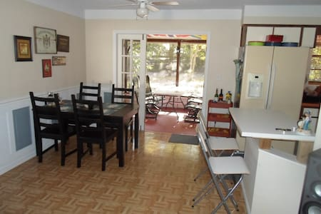 Beautiful apartment for relaxing vacation - Lehigh Acres - Hus