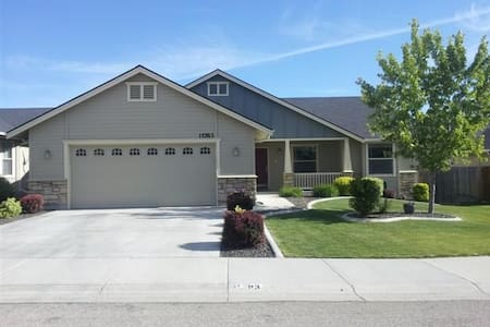 Comfy, Friendly, and clean home in SW Boise - Boise - Talo