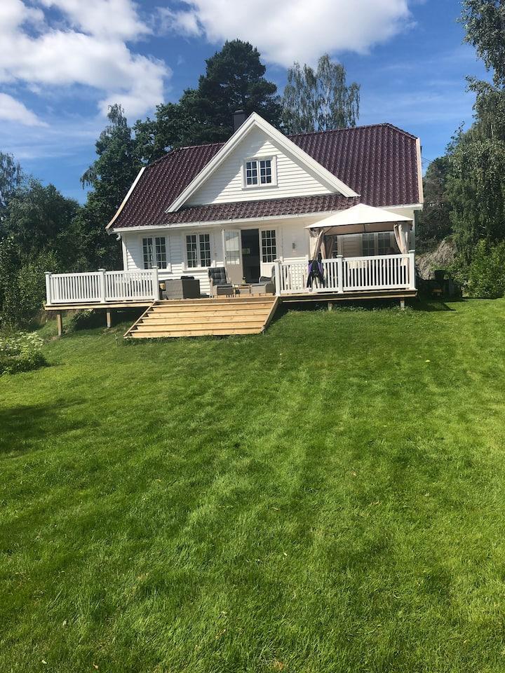 Hus til leie i Arendalsuka