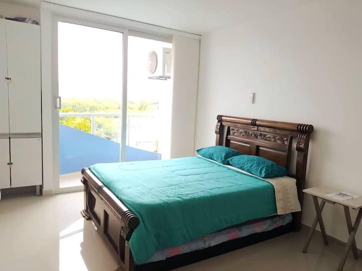 Apartamento con Piscina en Santa Marta!