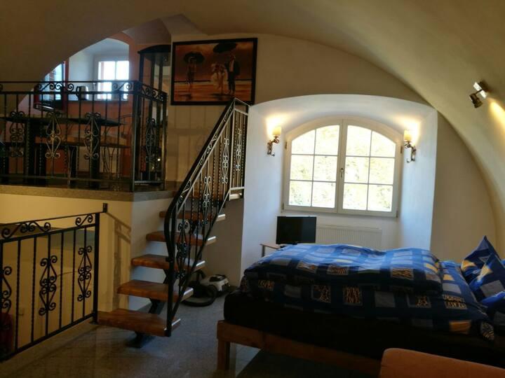Appartement in der Residenz Napoleon