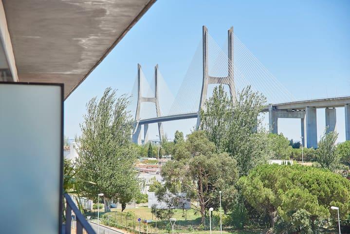 T1 Moderno no Parque das Nações