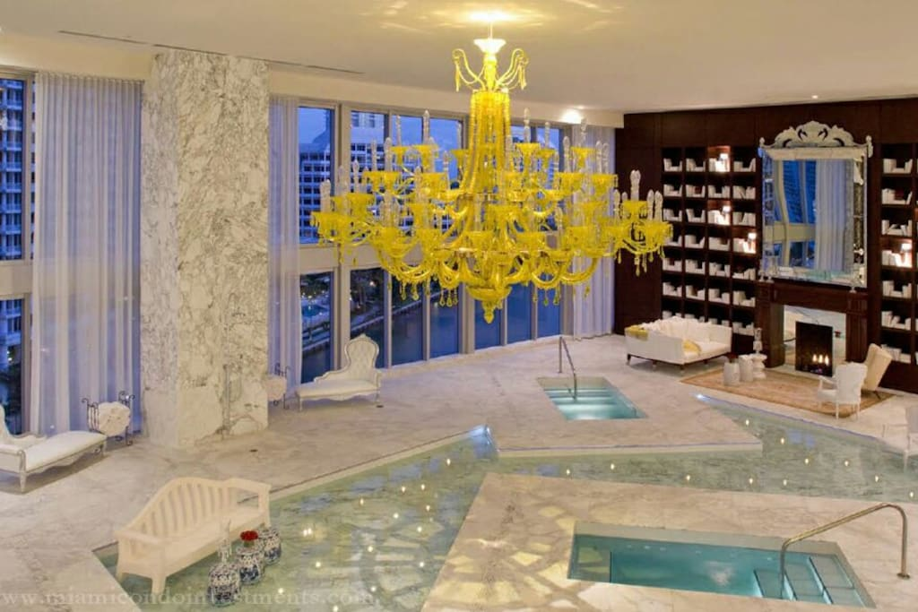 Spa @ Icon Brickell (free access to guests)