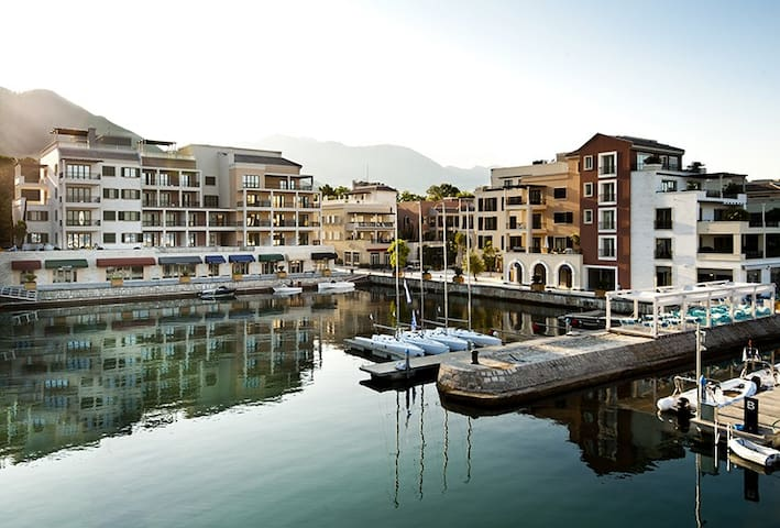 Luxury 5*Apartment Porto Montenegro - Tivat - Lakás