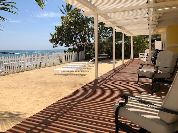 Beautiful 4/2 beachfront house near Koolina Resort