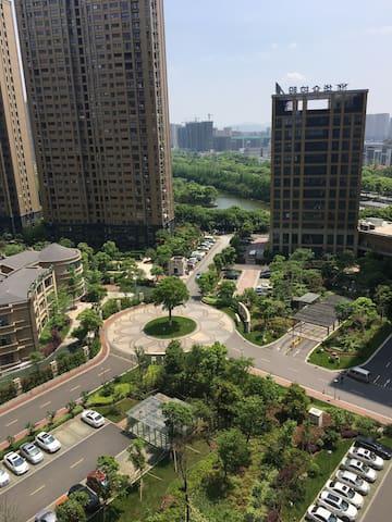 干净整洁高新区新装修豪华单身公寓 - 宁波 - Apartamento