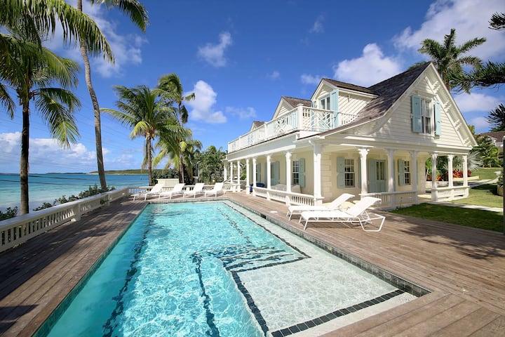 Historic Harbourside Cottage-Amazing Sea Views!