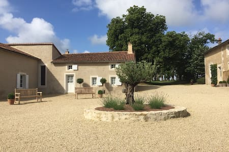 La Maison du Potager - Montmorillon - Bed & Breakfast