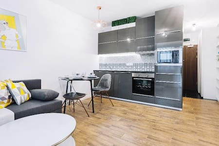 Polonijna 7 - brand new Studio near City Center - Krakow - Lägenhet