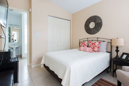 Private Guest House in East Boca - Boca Raton
