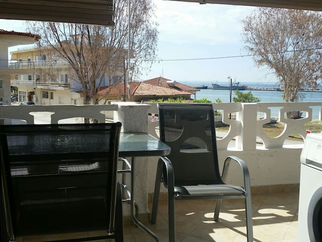 Only 50 meters from the beach with incredible view