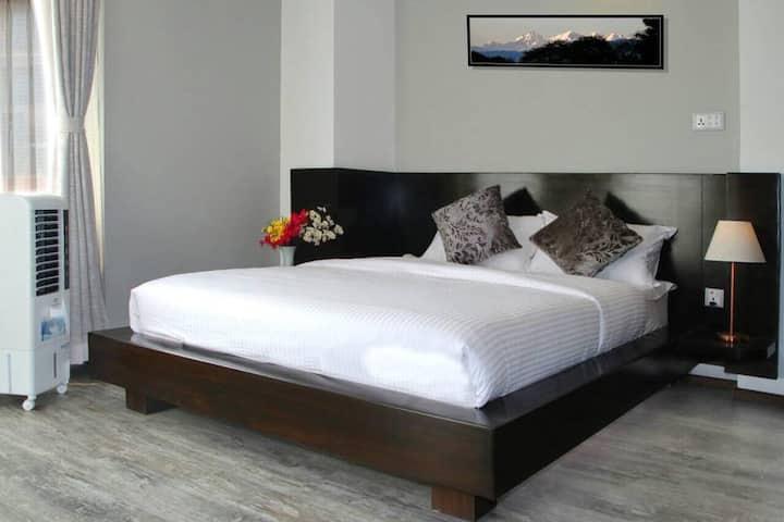 Top floor unit 4 in Tara Apartment