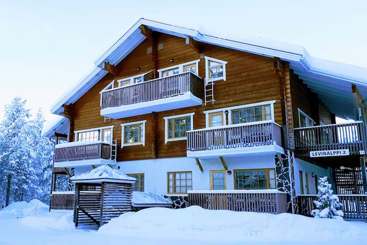 Alpine Chalet in the heart of Levi