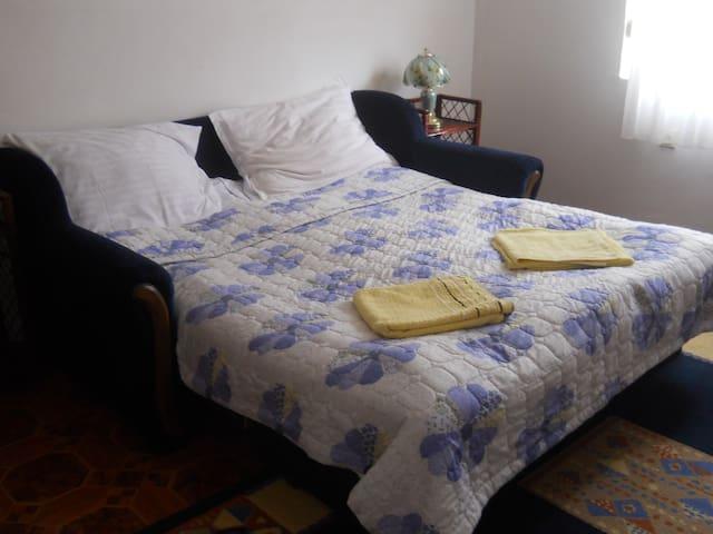 Prijatan dvosobni stan sa terasom u mirnom kraju - Sokobanja - Byt