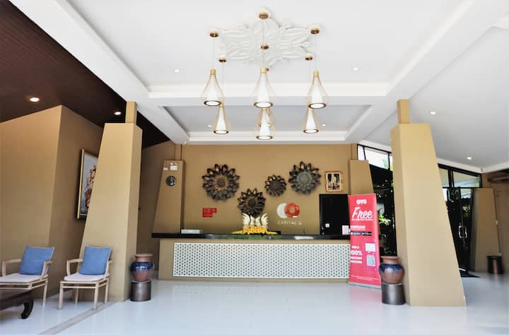 Superior Double in Capital O  Naiyang Beach Hotel