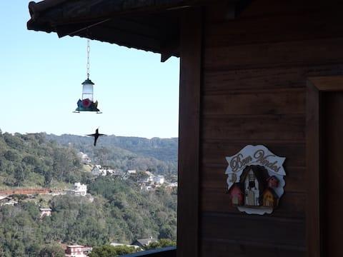 Chalé Vista 14 - Gramado - Serra Gaúcha - Ar C