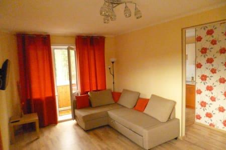Квартира в тихом центре Академгородка. - Wohnung