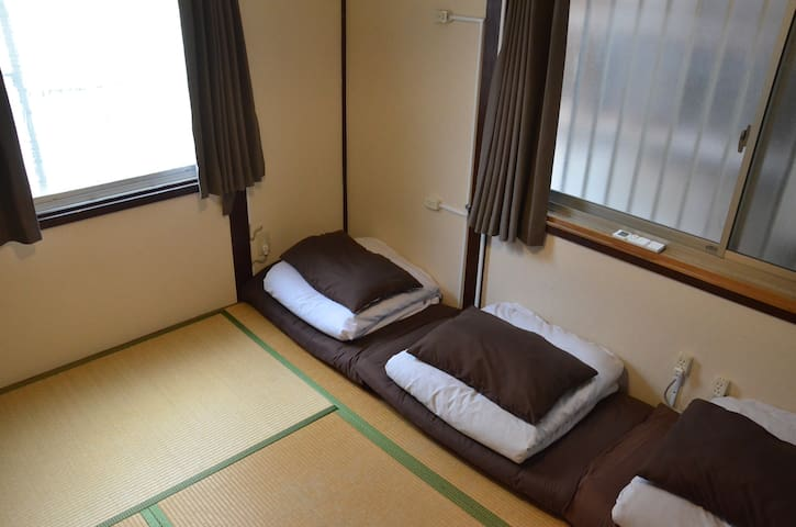 Triple Room 205  in a Japanese house