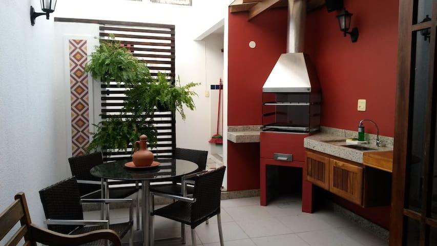ACONCHEGANTE E CHARMOSO SOBRADO - Itaparica - House
