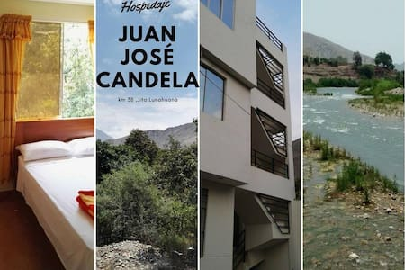 Hospedaje JJ Candela