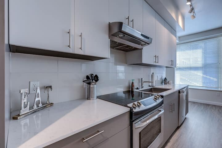 Fully equipped apartment home | 1BR in Seattle