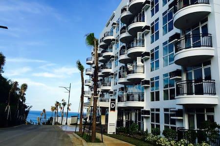 Boracay Newcoast Oceanway Residence - Malay - Appartement