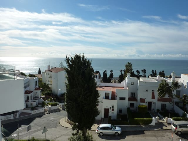 Beautiful appartment with breathtaking sea views. - Albufeira - Appartement