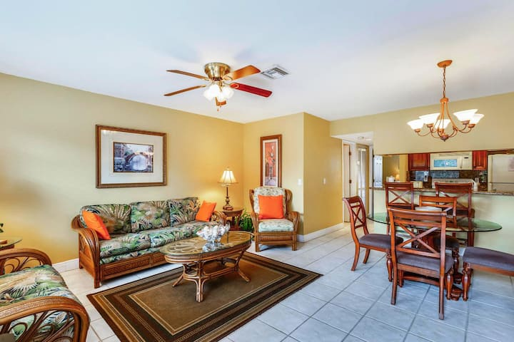 Sanibel Arms Condo, B3