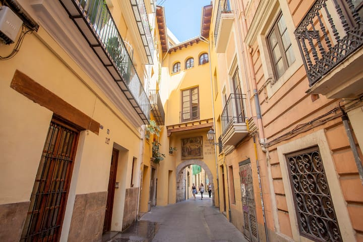 Spectacular unique and historical house! - Valencia - Casa