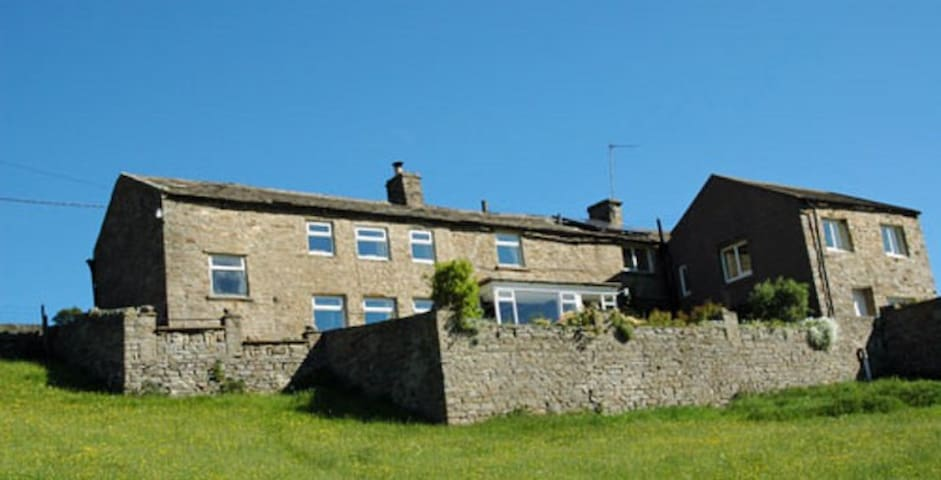 Beautiful detached house in the Yorkshire Dales - North Yorkshire - Hus