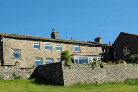 Beautiful detached house in the Yorkshire Dales - North Yorkshire