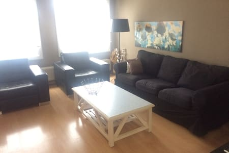 Large Apartment Center free parking - Rotterdam