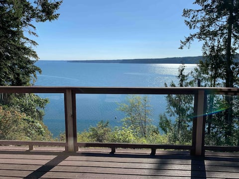 4 BDR waterfront home with a view, scuba site