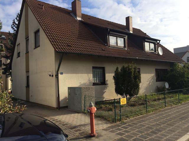 Gemütliche 2-Zimmerwohnung - Nürnberg  - Pis