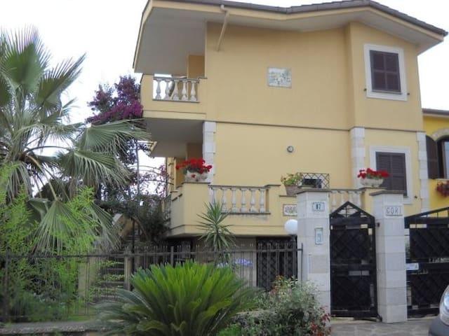 Villa confortevole vista mare