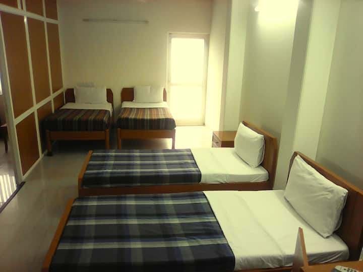 Dorm Room near Terminal 2