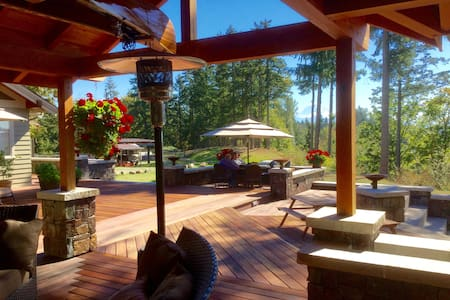 NEW! White River Hamlet B&B - Serenity & privacy - Auburn - Bed & Breakfast