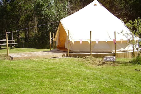 Self contained Private  'Remote & Rural Glamping '