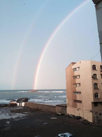 Apartement avec Belle vue sur la mediteranee