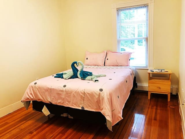 1-4 ★ALLSTON★ 3 Mins to Green Line T - Renovated
